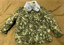 Russian Spetsnaz Winter Uniform Butan Camo 1994 Size 54-5 Airsoft Reenactment