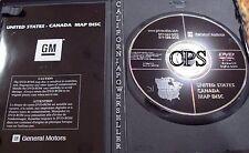2003 2004 2005 2006 Cadillac Escalade GMC Yukon Envoy Sierra Navigation DVD 5.0
