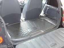 Mercedes W451 Smart Fortwo Ab 07 gummi kofferraum verkleidung hunde matte schutz