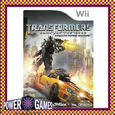 Transformers Dark of the Moon Stealth Force Edition (Nintendo Wii) Brand New