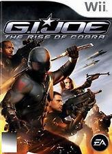 G.I. Joe: The Rise of Cobra Wii VG Condition Australian Release     gi
