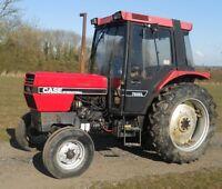 CASE IH Tractors 385, 385L, 485, 485XL, 585, 585XL, 685, 685XL Operators Manual