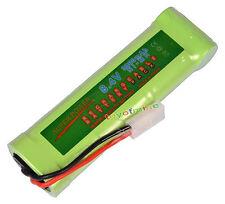 1x 8.4V NiMH 3800mAh Super Power Rechargeable Battery Pack Car Tamiya Plug