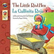 The Little Red Hen, Grades Pk - 3: La Gallinita Roja by Ottolenghi, Carol