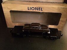 Lionel 39479 PWC 6404 Flat car with Brown Auto New in Box!