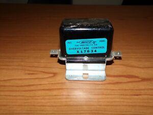 Aircraft Overvoltage Regulator Prestolite X17634