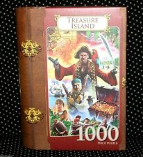 Masterpieces Treasure Island Book Box Jigsaw Puzzle 1000 Pieces SB8 *2