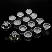 Clear Removable Analog Sticks Thumbsticks Swap for Xbox One Elite PS4 Controller