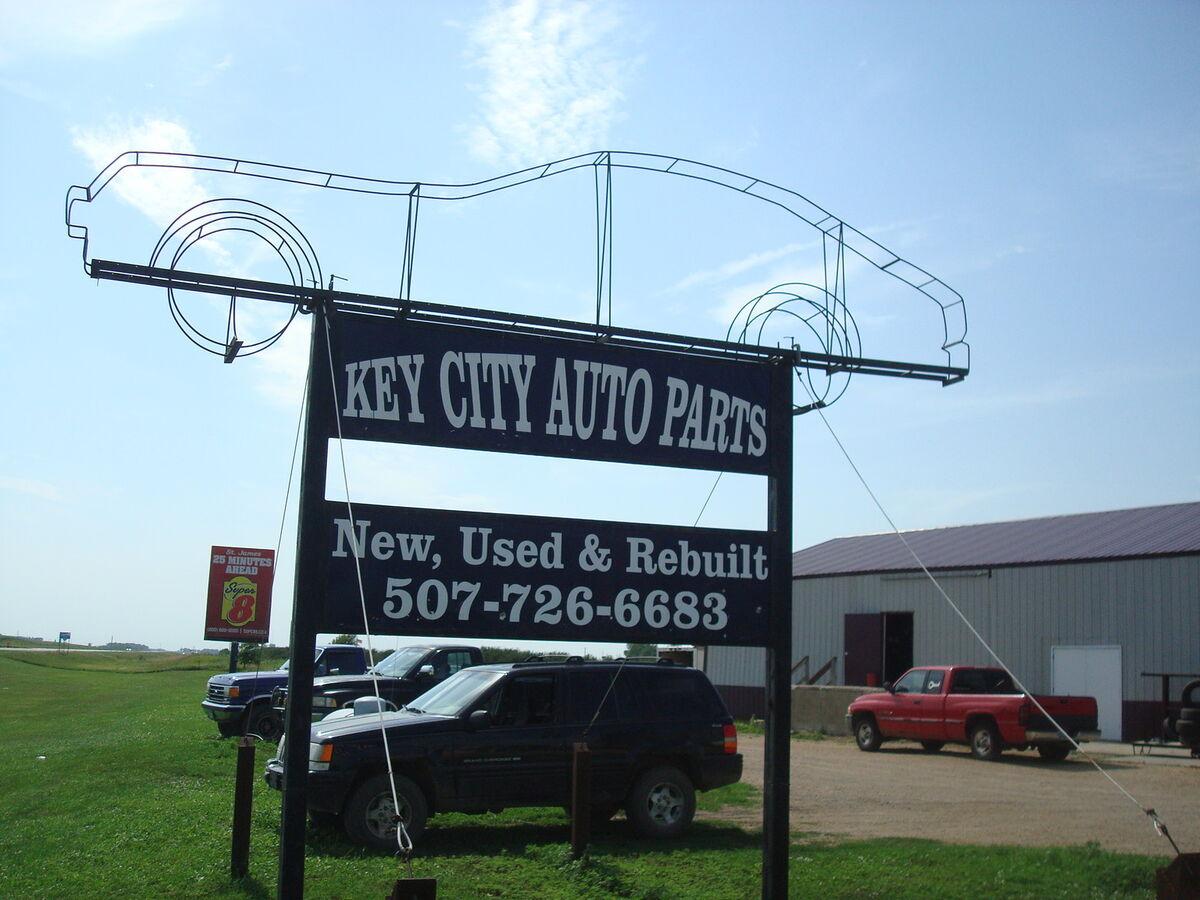 Key City Auto Parts Inc.