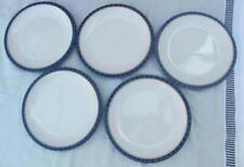More details for denby reflex  plates 7.25  inch set of 5   £24.99(post free uk )