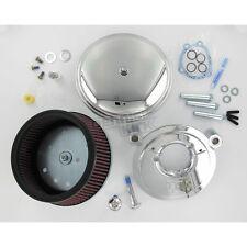 Arlen Ness Chrome Big Sucker Stage II Performance Air Cleaner Kit - 18-818