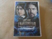 """DVD """"DOCTEUR FRANKENSTEIN"""" Daniel RADCLIFFE, James McAVOY"""