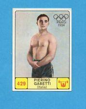 CAMPIONI dello SPORT 1968-69-Figurina n.429- GABETTI - ITALIA -NEW