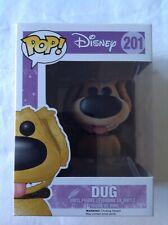 Dug # 201 Flocked Disney Up Pop Vinyl