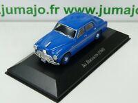 ARG31G Voiture 1/43 SALVAT Autos Inolvidables IKA BERGANTIN 1960 Alfa roméo 1900