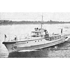 Bauplan WS 14 Modellbau Modellbauplan Boot der Wasserschutzpolizei