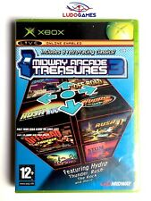 Pal version Microsoft Xbox Midway arcade Treasures 3