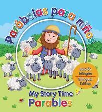Parábolas para Niños by Juliet David (2014, Hardcover, Bilingual)