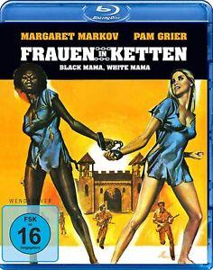 Frauen in Ketten - Black Mama, White Mama [Blu-ray/NEU/OVP] Pam Grier, Margaret
