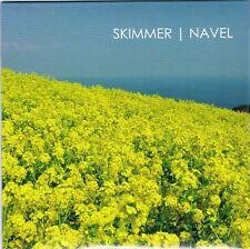 SKIMMER/NAVEL CD EP Japanese Import Punk