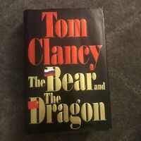 The Bear and the Dragon by Tom Clancy (2000, Hardcover) Limited Edition