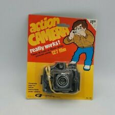 Vintage 1976 Action Camera Really Works For Kids 127 Film Gordy Internation New