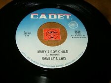 RAMSEY LEWIS - MARY'S BOY CHILD - HAVE YOURSELF / LISTEN - MOD JAZZ  POPCORN