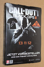 Call of Duty Black OPS II promo T-Shirt size XL PlayStation 3 Xbox 360 Wii U