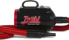 New BRUHL MD1400 Single Turbine Motorcycle Power Dryer Motorbike Motocross MX