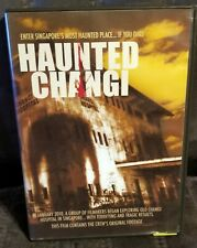 Haunted Changi (dvd, 2010) Singapore's Most Haunted Location VERY GOOD SEE PICS