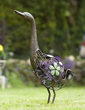 Ducks Metal Garden Ornaments/Sculptures/Statues