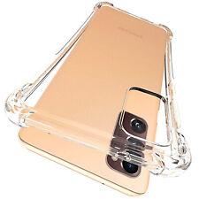 COVER per Samsung Galaxy S20 FE Silicone TPU Bordi Rinforzati + VETRO TEMPERATO