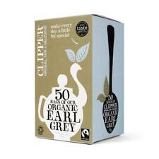 💚 Clipper Organic Earl Grey Black Tea 50 bags