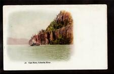 c1905 vignette boat Cape Horn Columbia Washington postcard