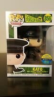 FUNKO POP TELEVISION THE GREEN HORNET KATO # 856 TOY TOKYO SDCC LIMITED EDITION