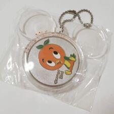 Tokyo Disney Resort Orange Bird Keychain ball chain Medal Orange day limited ltd