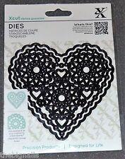 Docrafts X cut DIES new Filigree Heart