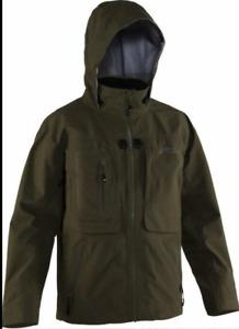 *NEW** GRUNDENS DARK & STORMY SPORT FISHING JACKET M  ORG.$399.00