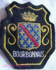 BG7625 - ECUSSON TISSU PATCH BLASON DU BOURBONNAIS