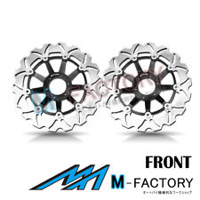 Floating Front Brake Disc X2 Fit Honda CBR 900 RR 1994-1997 94 95 96 97