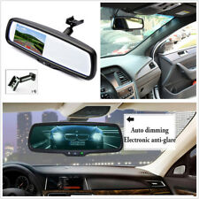 4.3'' TFT LCD Electronic Auto Dimming Anti-Glare Car Rear View Mirror Monitor