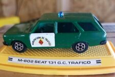Vintage Pilen M - 802 seat 131 trafico 1/64 New Old stock from store display