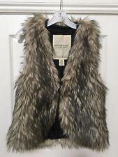 Polo Ralph Lauren Denim & Supply Faux Fur Vest Size XS