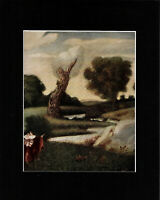 Art Masterpiece - Lithograph - The Forest of Arden by ALBERT PINKHAM RYDER