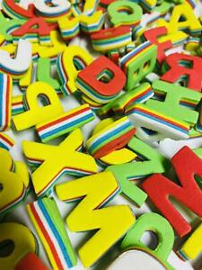 Kids 104 PCS DIY Foam Letter Alphabet Play Kids Soft Toy Soft Educational