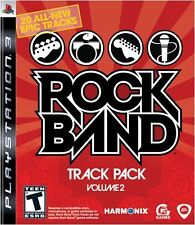 Rockband Track Pack Volume 2 ps3 Playstation 3