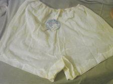 Vintage 50s Tap Pants Panties NOS Van Raalte Nylon Tag SHEER 7 Mesh