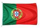 Portugal Flag 100cm x 150cm Correct 2:3 Ratio