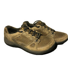 Teva Mens Size 10.5 US Beige Hiking Trail Shoes Style #4319