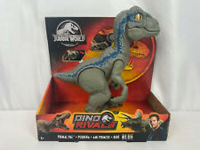 2018 Mattel Jurassic World Dino Rivals Primal Pal Blue - New